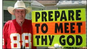 Fred Phelps Gave Me My First Big Break