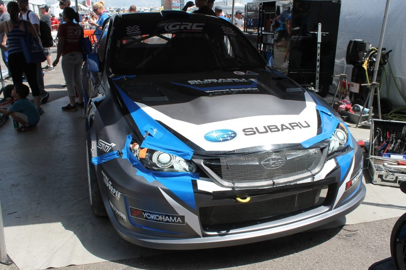 Behold, All That Is Subaru