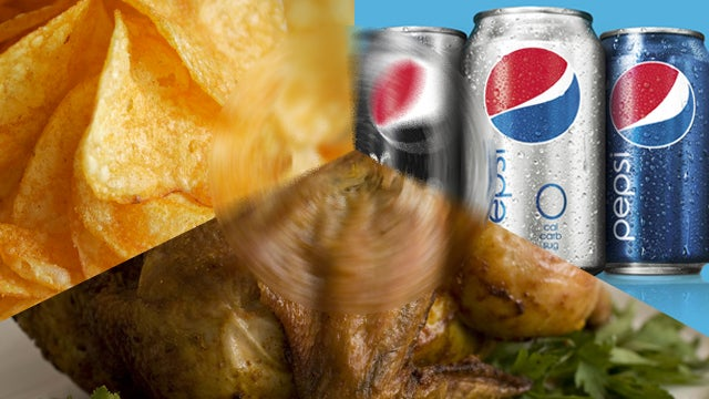 How Much Time Would You Save If Pepsi and Chicken Were Combined Into a Single Chip Flavor?