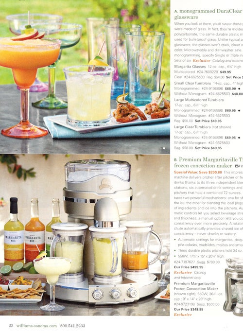 Memorial Day With Williams-Sonoma: Nom!