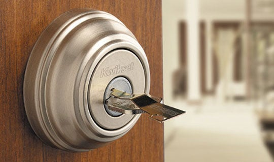 Kwikset Smartkey System is Unbumpable, Can Learn New Keys