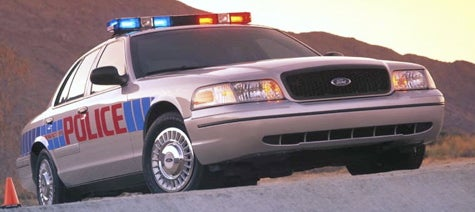 Po-Po Crown Vic Recall: FoMoCo and the Wheels of Steel