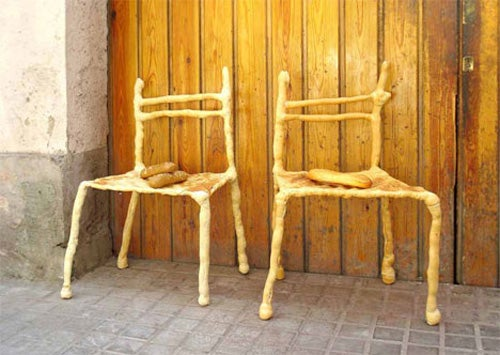 Chairs You Can Eat