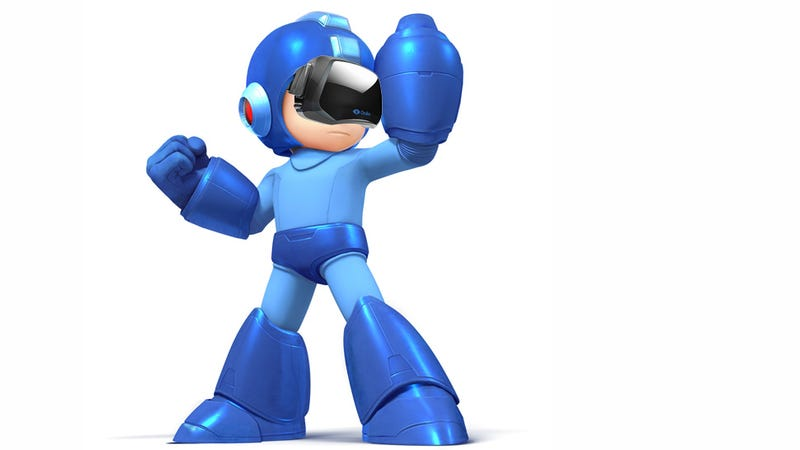 Super Smash Bros. Creator Believes in the Oculus Rift