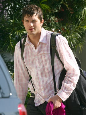 It's Ashton Kutcher's World, We Just Live In It