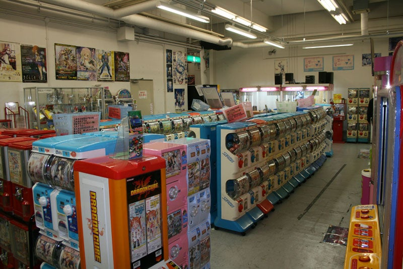 Den Den Town: Osaka's Akihabara-Style Geek Center