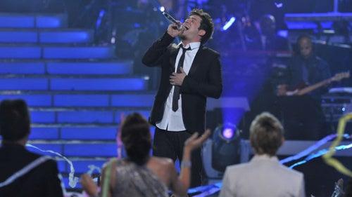 The American Idol Finale: Goodbye, Mr. Cowell