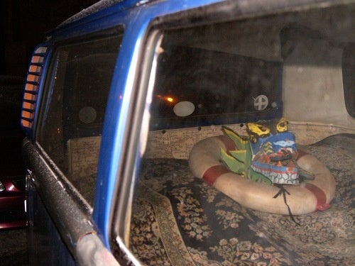 The Dragon in a Microbus