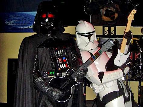 Darth Vader Leaves Galactic Empire CEO Job, Joins Rock Band