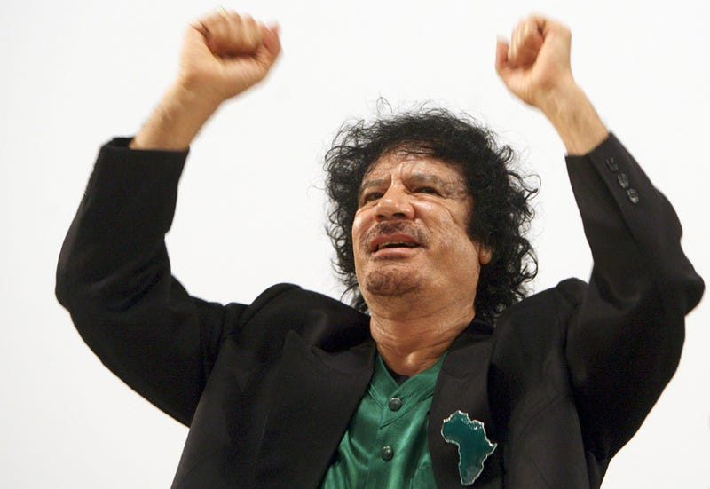 Qaddafi Steps Up Domestic Terror Campaign