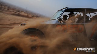 Why Is This Automotive Journalist Afraid Of Sand?