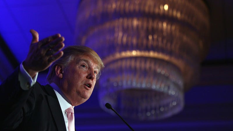 Donald Trump Would Like to Meet You—For $10,000