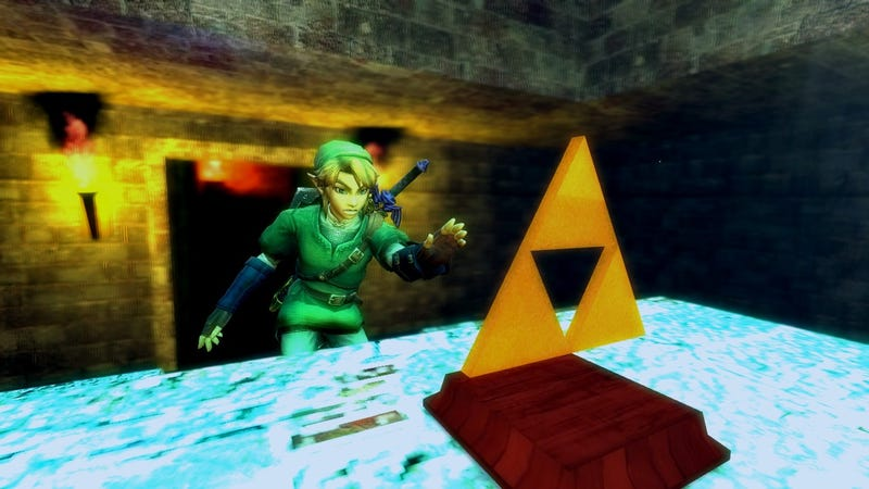 The 2010 Zelda Of Your Dreams