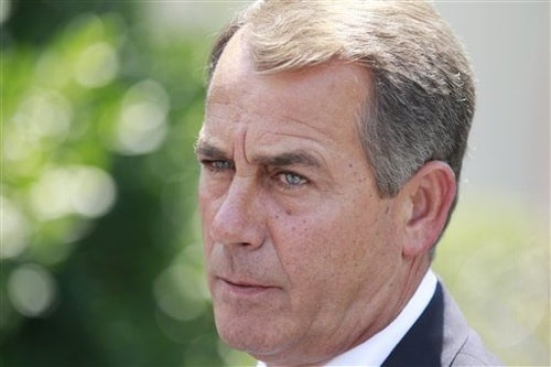 Boehner, Republicans Unveil 'Repeal Wall Street Reform' Strategy