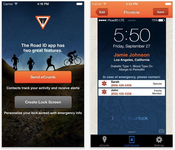 This App Lets Friends Track Your Bike Rides to Make Sure You're Safe