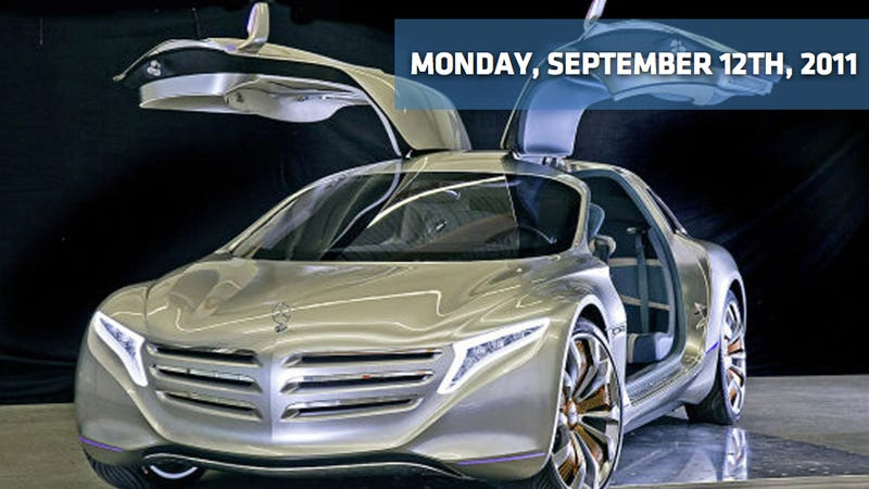 Mercedes goes Gullwing-crazy, VW-Suzuki falls apart, and Ford's Farley gets social