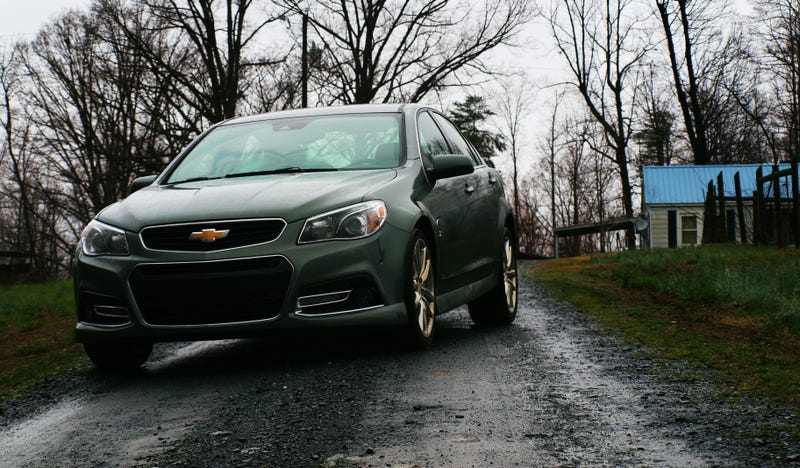 The Chevy SS Isn't The Muscle Car You Think It Is