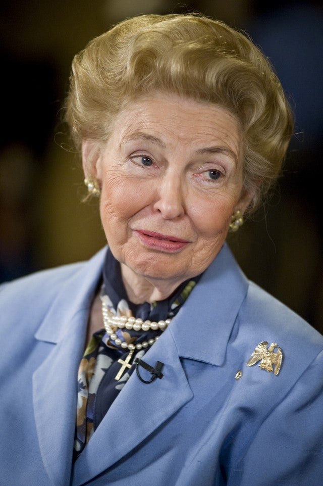 Phyllis Schlafly Mad Libs