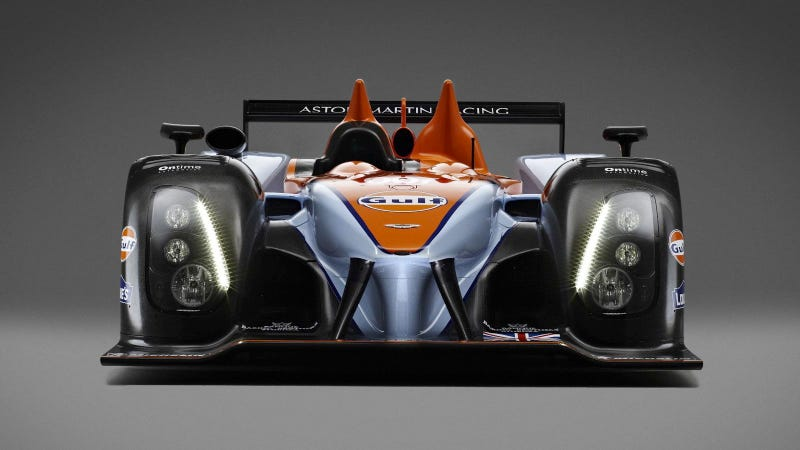 Can Aston Martin's gorgeous Le Mans prototype beat the diesels?