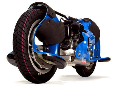 Wheelman Motorized Skateboard
