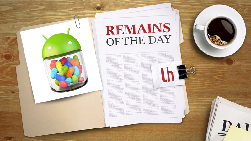 Remains of the Day: Android Update Fixes Bluetooth Audio Streaming
