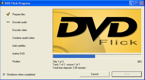 Hack Attack: Burn almost any video file to a playable DVD