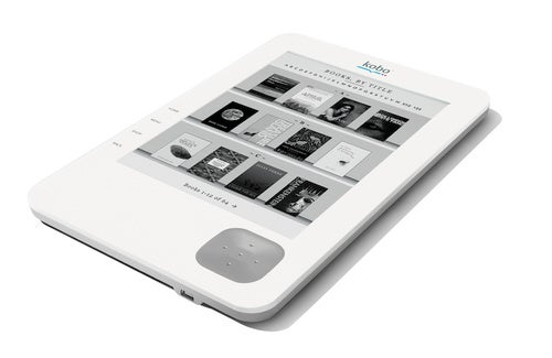 Next Generation Kobo Ebook Reader Finally Goes Wireless