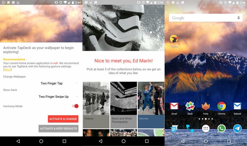 Esta app para Android es perfecta para los que se aburren pronto de su fondo de pantalla