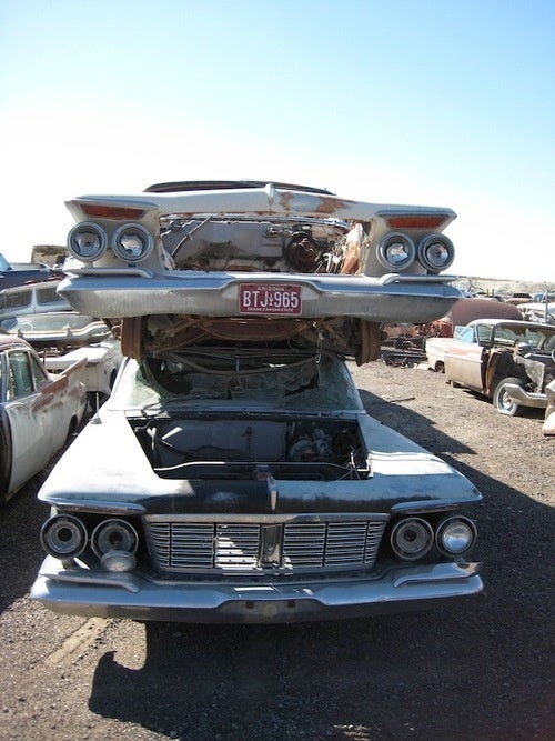Tales From The Junkyard: Photos