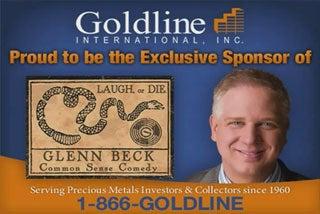 Glenn Beck's Goldline International Under Investigation for Ripping People Off