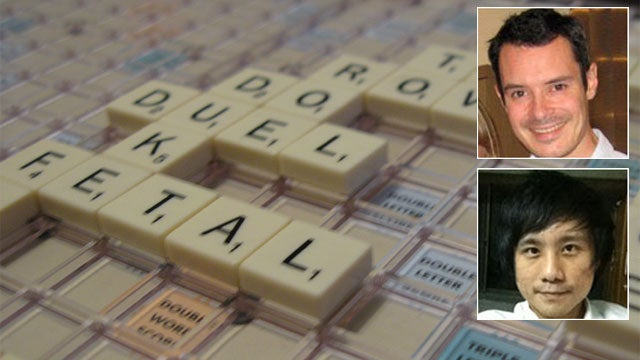 Scrabble Champion Demands Opponent Be Strip-Searched