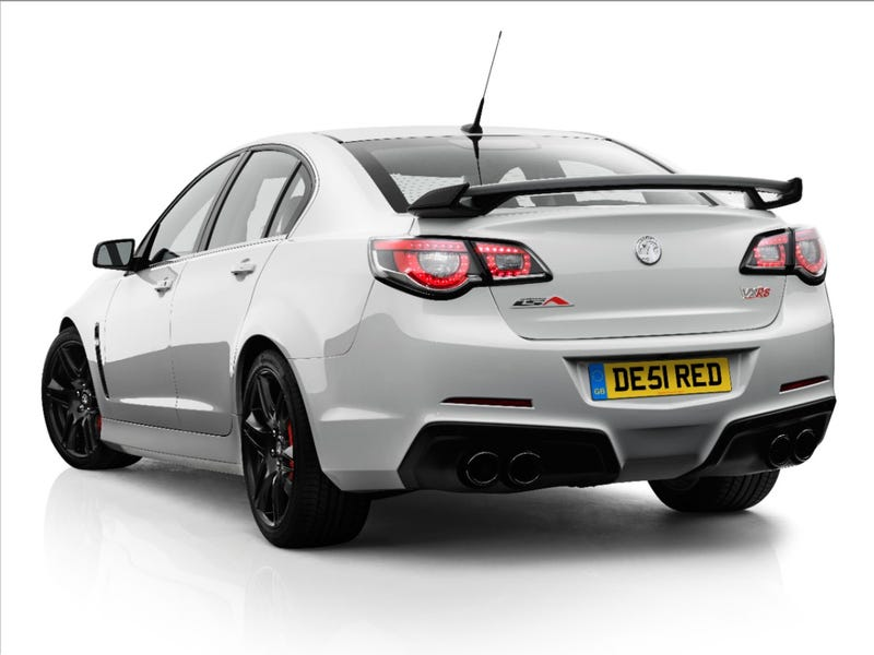 Vauxhall VXR8 GTS Is Holden's Last Declaration of Awesomeness