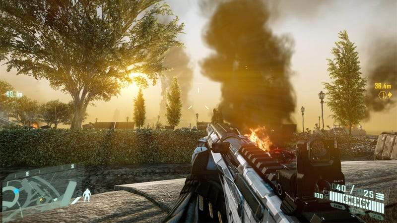 Crysis 2 Leaked Online, Creators 'Deeply Disappointed'