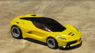 [CUSTOM] Yellow LaFerrari