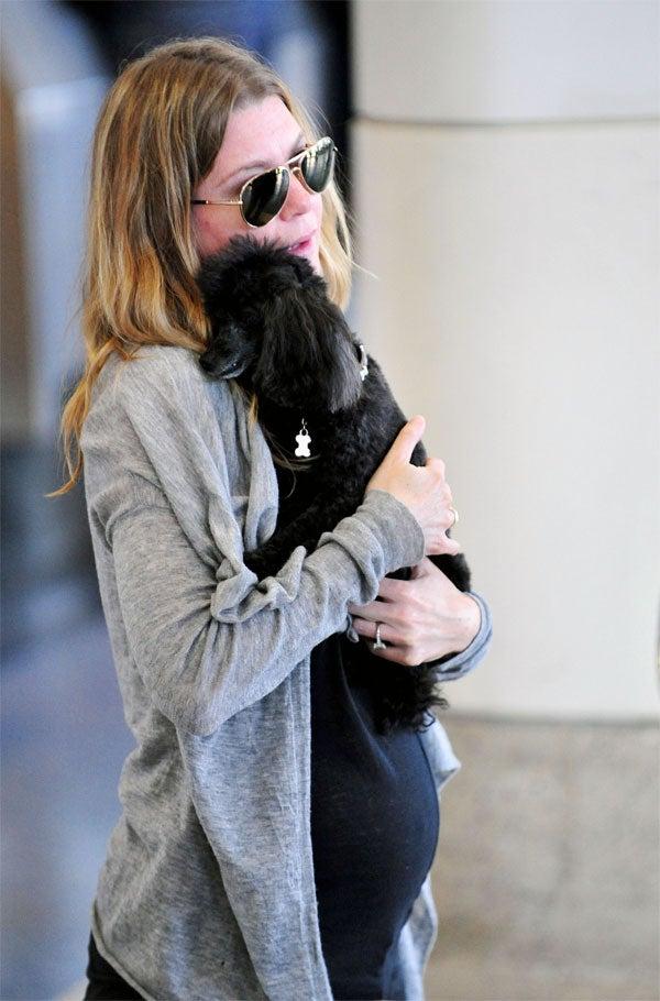 Ellen Pompeo Has A Baby
