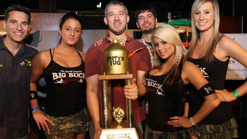 Meet Your 2011 Big Buck Hunter World Champion