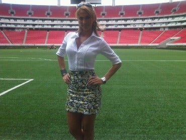 Ines Sainz Has An Answer For Playboy