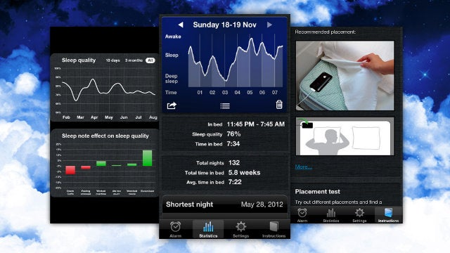 Most Popular Sleep Tracking Gadget or App: Sleep Cycle