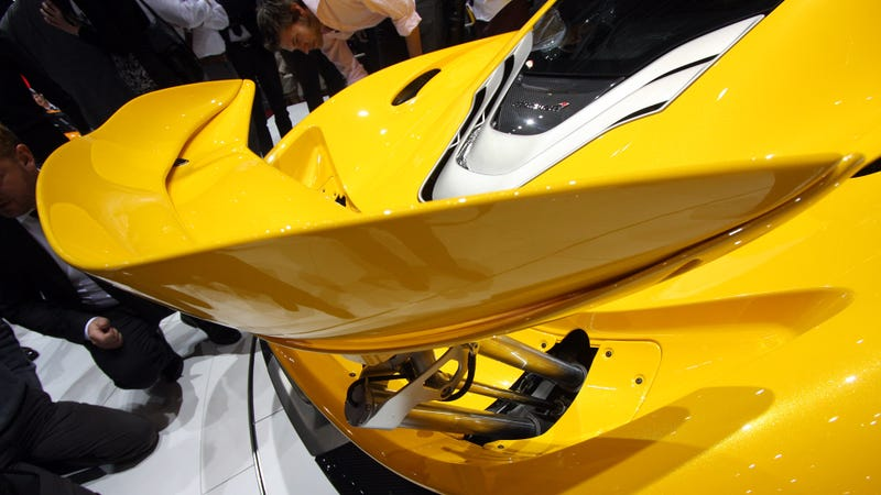 What I Learned From Hanging Out With The McLaren P1's Development Chief