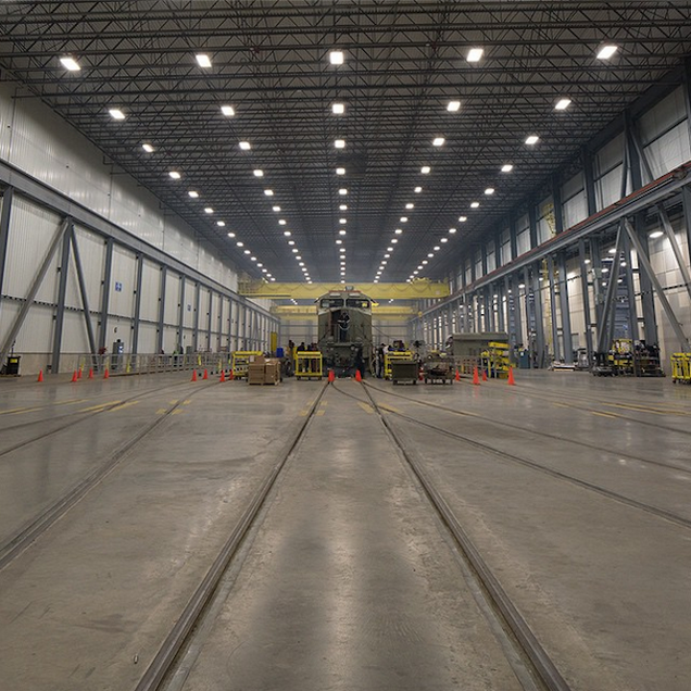 The Strange Beauty of GE's Magnet Factories and Wind Turbines