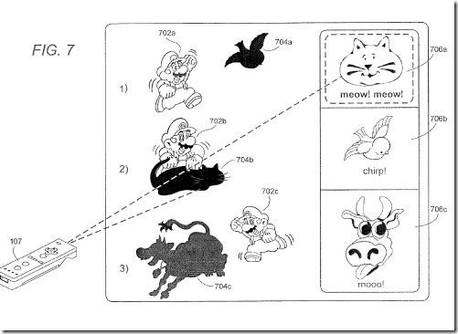 New Nintendo Patent Looks Like Picture Pages 2.0