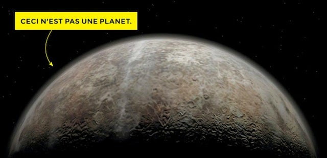 An Interview with the Man Who Killed Pluto