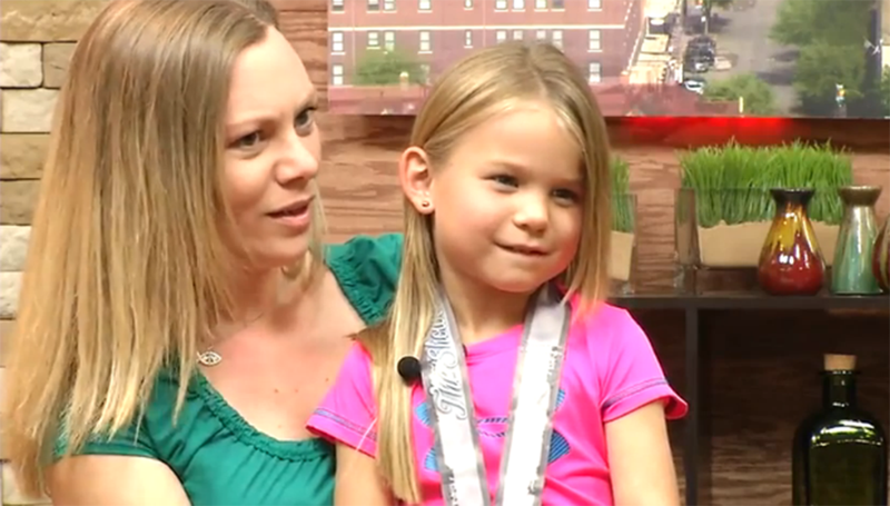 Six-Year-Old Girl Just Finished Her First Half-Marathon, AND YOU?
