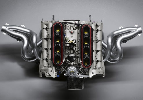 New Porsche RS Spyder Race Engine Gets Direct Injection