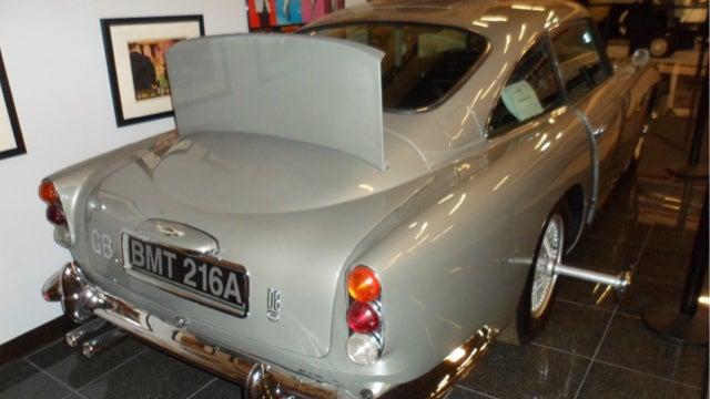 Is This $33 Million James Bond Car Collection A Bargain?