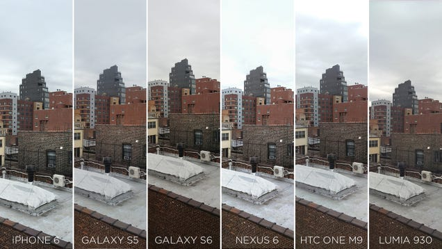The Best Smartphone Camera: Samsung Galaxy S6 Edition