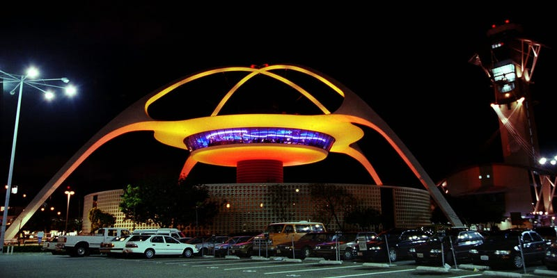 The Restaurant Inside LA's Space Age Theme Building Has Closed