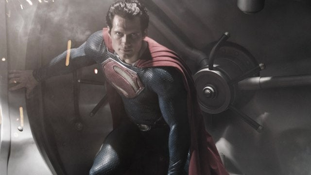 First official image of Henry Cavill as Superman
