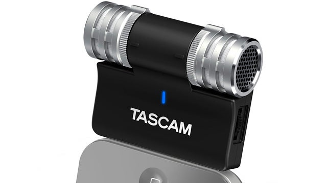 Stereo Mic Turns Your iPhone Into a Sneaky Bootlegging Tool