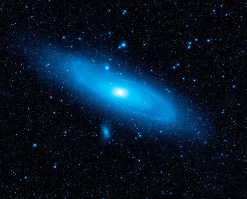 Deep Inside The Galaxy Of Andromeda